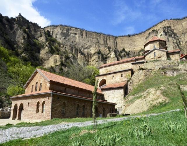 Монастырь Шио-Мгвеми