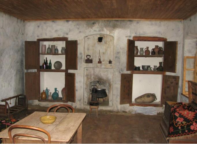 Дом-музей Нико Пиросани